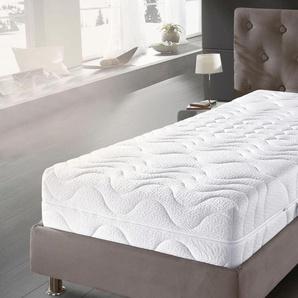 Beco Komfortschaummatratze »KS Luxus OV«, 90x200 cm, weiß, 101-120 kg
