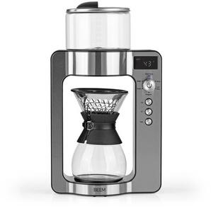 Beem Pour Over Filterkaffeemaschine mit Waage Glas Edelstahl