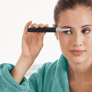 Beheizter Wimpernformer und Augenmassage-Gerät