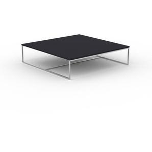 Beistelltisch Anthrazit - Eleganter Nachttisch: Hochwertige Materialien, einzigartiges Design - 121 x 31 x 121 cm, Komplett anpassbar