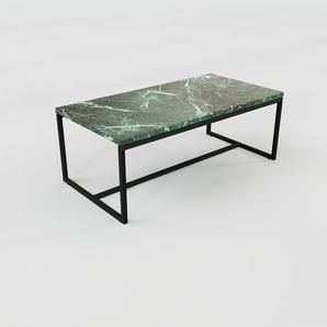 Beistelltisch Marmor, Grüner Guatemala - Eleganter Nachttisch: Hochwertige Materialien, einzigartiges Design - 81 x 31 x 42 cm, Komplett anpassbar