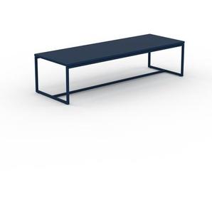 Beistelltisch Nachtblau - Eleganter Nachttisch: Hochwertige Materialien, einzigartiges Design - 121 x 31 x 42 cm, Komplett anpassbar