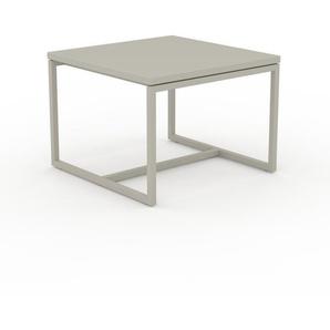 Beistelltisch Nebelgrün - Eleganter Nachttisch: Hochwertige Materialien, einzigartiges Design - 42 x 31 x 42 cm, Komplett anpassbar