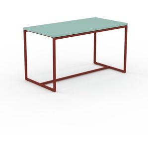 Beistelltisch Seegrün - Eleganter Nachttisch: Hochwertige Materialien, einzigartiges Design - 81 x 46 x 42 cm, Komplett anpassbar