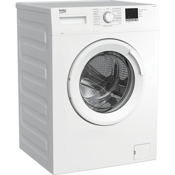 BEKO Waschmaschine WML61023N1, 6 kg, 1000 U/min, Energieeffizienz: E
