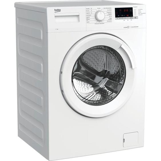 BEKO Waschmaschine WML7163O4LP1, 7 kg, 1600 U/min, Energieeffizienz: C