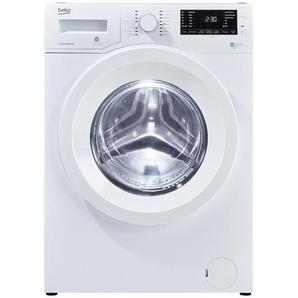 BEKO Waschtrockner Waschtrockner WDW 85140 ¦ weiß ¦ Metall, Kunststoff, Edelstahl ¦ Maße (cm): B: 60 H: 84 T: 54 Elektrogeräte  Waschtrockner » Höffner