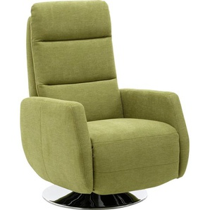 Beldomo Style: Sessel, Hellgrün, B/H/T 68 106 88