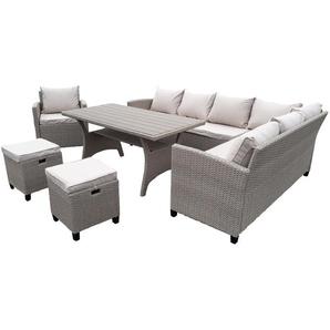 bellavista - Home & Garden® Polyrattangruppe Madeira