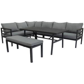 bellavista® bellavista - Home & Garden®  Alu-Lounge »Maia«, 4-teilig