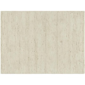 Berber-Teppich | creme | 100 % Wolle | 120 cm | Möbel Kraft