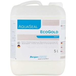 Berger-Seidle Aqua Seal Eco Gold, Siegel, matt, 5 Liter