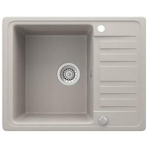 Bergstroem Küchenspüle »Granit Spüle Einbauspüle Spülbecken+Drehexcenter+Siphon Beige«