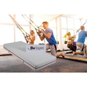 Besports Komfortschaummatratze  »HS Plus 2200«, 1x 100x200 cm, 0-80 kg