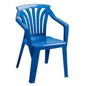 BEST Gartenstuhl Ariel blau