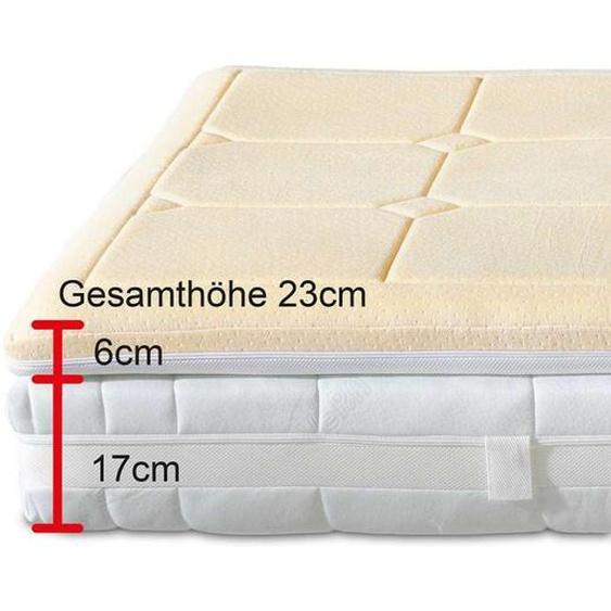 Best-Schlaf Matratzen-Set »Klima«-Breite 100 cm x Länge 200 cm