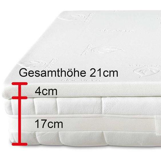 Best-Schlaf Matratzen-Set »Komfort« - 100 x 200 cm