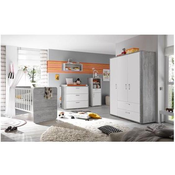 Babyzimmer Frieda Megaset 8 teilig komplett von - Mäusbacher