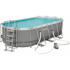 Bestway Oval Frame Pool Set 549 x 274 56710