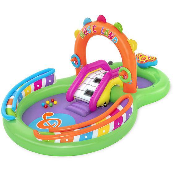 Bestway® Wasserspielcenter Sing n Splash 295 x 190 x 137 cm