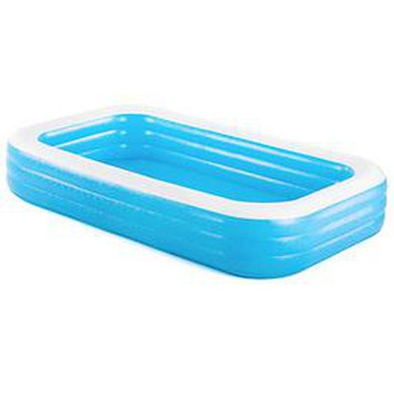Bestway® Planschbecken Family Pool Deluxe 1161,0 l   305,0 x 183,0 x 56,0 cm