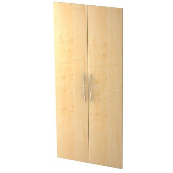 BETA 410T - Ahorn 5 OH Paar Türen