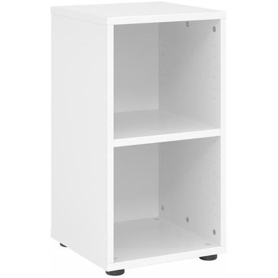BETA 9 | Regal | 2 OH | 40 cm - Weiß