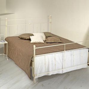 Bett Astara, weiß, 90x200 cm, ohne Fußteil – Bettrahmenhöhe  46  cm