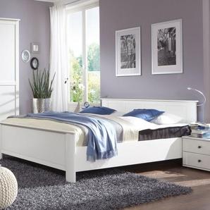 Bett Berata, weiß, 100x200 cm
