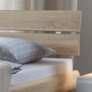 Designerbett 140x200 cm, silber, weitere Farben & Größen bei BETTEN.de