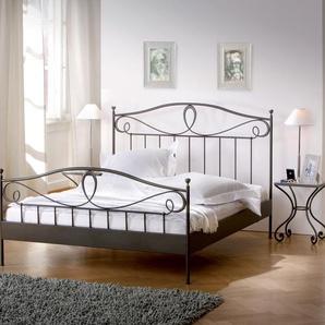 Bett Piemonte, weiß, 120x200 cm