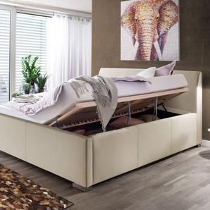Polsterbett 120x200 cm, beige, weitere Farben & Größen bei BETTEN.de