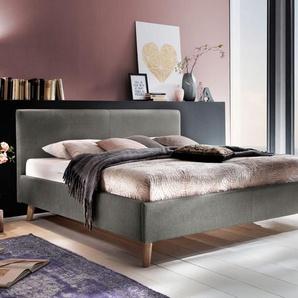 Polsterbett 160x200 cm, taupe, weitere Farben & Größen bei BETTEN.de