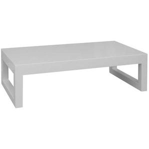Bett Tablett in Weiß Holz