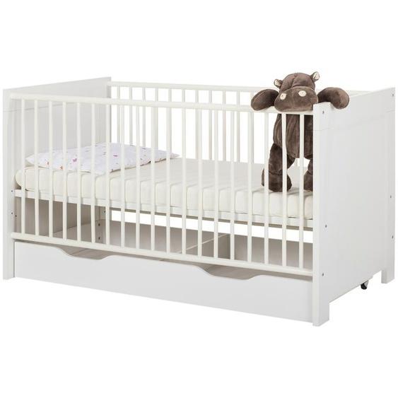 Bettkasten - weiß | Möbel Kraft