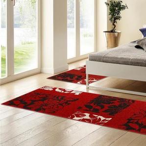 Bettumrandung »Pescara« HANSE Home, Höhe 8 mm, (3-tlg), florales Design, gekettelt