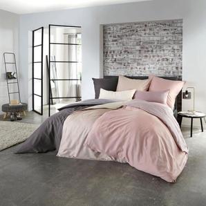Bettwäsche »Linda«, Kleine Wolke, einfaches, sehr elegantes Design