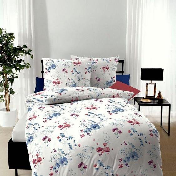 Bettwäsche »Mila«, Kaeppel, mit Blumen