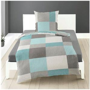 Bettwäsche »Plain Checkered«, BIERBAUM, mit Karos