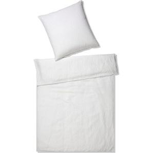 Bettwäsche »Pure Leinen«, Elegante, angenehmes Material