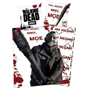 Bettwäsche »The Walking Dead 3«, mit Fotomotiv