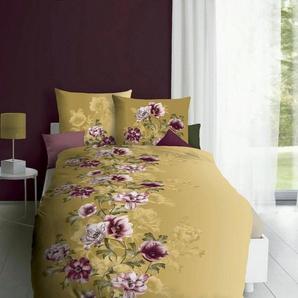 Bettwäsche »Victoria«, Kaeppel, im Blumenmuster