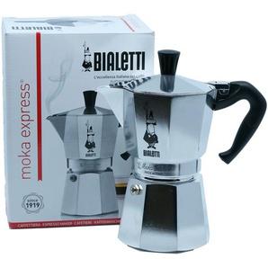 Bialetti Espressokocher Moka Express für 3 Tassen