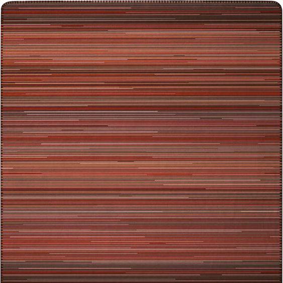 Biederlack Kuscheldecke, Braun, Mischgewebe 150 x 200 cm