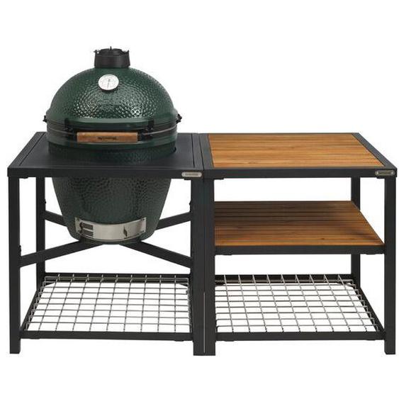 Big Green Egg Outdoorküchen-Modul, Grün, Keramik