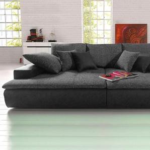 Big-Sofa, schwarz, 300cm, FSC®-zertifiziert, Nova Via