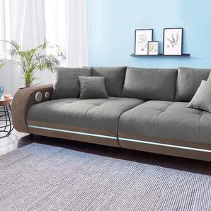 Big-Sofa, braun, 290cm, Nova Via