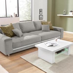 Big-Sofa, beige, 300cm, FSC®-zertifiziert, Nova Via