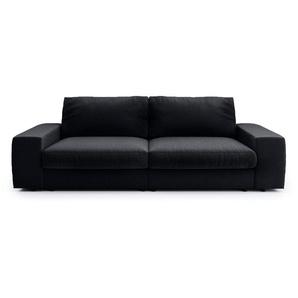 Big Sofa | grau | 262 cm | 88 cm | 120 cm | Möbel Kraft