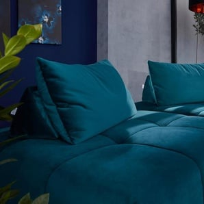 Big-Sofa , türkis, 255cm, »Lyon«, Guido Maria Kretschmer Home&Living
